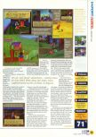 Scan of the review of Holy Magic Century published in the magazine N64 18, page 4