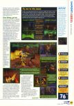 Scan of the review of Bio F.R.E.A.K.S. published in the magazine N64 18