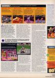 Scan of the review of Fighter Destiny 2 published in the magazine X64 24, page 2