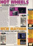 Scan of the test of WCW Mayhem published in the magazine X64 n� 24