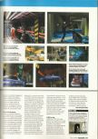 Scan of the preview of Perfect Dark published in the magazine Game On 09