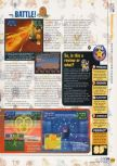Scan of the review of Pokemon Stadium (Japan) published in the magazine N64 20