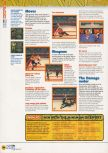 Scan of the walkthrough of WWF War Zone published in the magazine N64 20, page 3