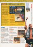 Scan of the walkthrough of WWF War Zone published in the magazine N64 20, page 4