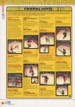 Scan of the walkthrough of WWF War Zone published in the magazine N64 20, page 5