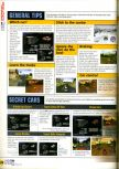 Scan of the walkthrough of  published in the magazine N64 23, page 3