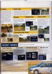 Scan of the walkthrough of  published in the magazine N64 23, page 4