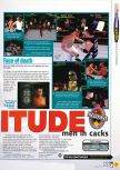 Scan of the preview of WWF Attitude published in the magazine N64 28, page 2