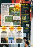 Scan of the preview of Eternal Darkness published in the magazine N64 29, page 1