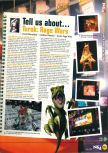 Scan of the article Letter From America published in the magazine N64 30, page 2