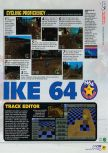 Scan du test de Excitebike 64 paru dans le magazine N64 43