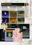 Scan of the review of Pokemon Snap published in the magazine N64 45