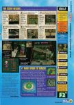 Scan of the review of Bomberman 64: The Second Attack published in the magazine N64 45, page 2
