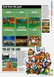 Scan of the review of Paper Mario published in the magazine N64 47, page 2