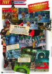 Scan of the review of Bio F.R.E.A.K.S. published in the magazine Le Magazine Officiel Nintendo 07