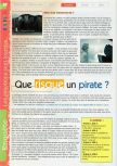 Scan of the article Le piratage published in the magazine Gameplay 64 HS1