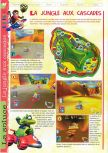 Scan of the walkthrough of  published in the magazine Gameplay 64 HS1, page 4
