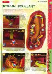 Scan of the walkthrough of  published in the magazine Gameplay 64 HS1, page 5