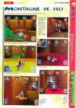 Scan of the walkthrough of  published in the magazine Gameplay 64 HS1, page 7