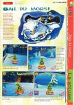 Scan of the walkthrough of  published in the magazine Gameplay 64 HS1, page 15