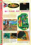 Scan of the walkthrough of Diddy Kong Racing published in the magazine Gameplay 64 HS1