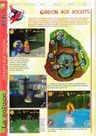 Scan of the walkthrough of  published in the magazine Gameplay 64 HS1, page 22