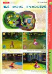 Scan of the walkthrough of  published in the magazine Gameplay 64 HS1, page 23