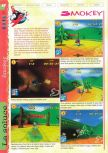 Scan of the walkthrough of  published in the magazine Gameplay 64 HS1, page 24