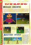 Scan of the walkthrough of  published in the magazine Gameplay 64 HS1, page 26