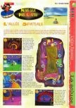 Scan of the walkthrough of  published in the magazine Gameplay 64 HS1, page 27