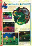 Scan of the walkthrough of  published in the magazine Gameplay 64 HS1, page 28