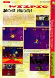Scan of the walkthrough of  published in the magazine Gameplay 64 HS1, page 31