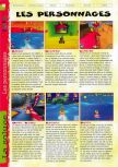 Scan of the walkthrough of  published in the magazine Gameplay 64 HS1, page 32