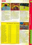 Scan of the walkthrough of  published in the magazine Gameplay 64 HS1, page 33