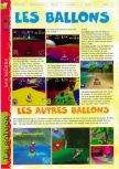 Scan of the walkthrough of  published in the magazine Gameplay 64 HS1, page 34