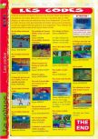 Scan of the walkthrough of  published in the magazine Gameplay 64 HS1, page 36