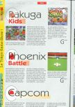 Scan of the article Tokyo Game Show 1998 published in the magazine Gameplay 64 HS2, page 4
