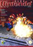 Cover scan of magazine Club Nintendo  91