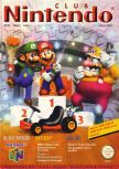 Cover scan of magazine Club Nintendo  93