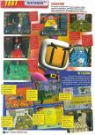 Scan of the review of Bomberman Hero published in the magazine Le Magazine Officiel Nintendo 08, page 3