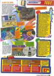 Scan of the review of Bomberman Hero published in the magazine Le Magazine Officiel Nintendo 08, page 4