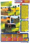 Scan of the review of Body Harvest published in the magazine Le Magazine Officiel Nintendo 11