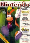 Cover scan of magazine Club Nintendo  115