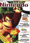 Cover scan of magazine Club Nintendo  116