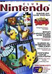 Cover scan of magazine Club Nintendo  123