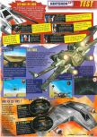 Scan of the review of Star Wars: Rogue Squadron published in the magazine Le Magazine Officiel Nintendo 12