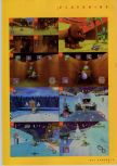 Scan of the walkthrough of Diddy Kong Racing published in the magazine N64 Gamer 02, page 4