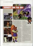 Scan of the article Electronic Entertainment Expo 2000 published in the magazine N64 Gamer 30, page 3