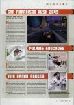Scan of the article Electronic Entertainment Expo 2000 published in the magazine N64 Gamer 30, page 12