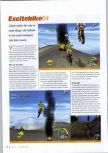 Scan du test de Excitebike 64 paru dans le magazine N64 Gamer 30